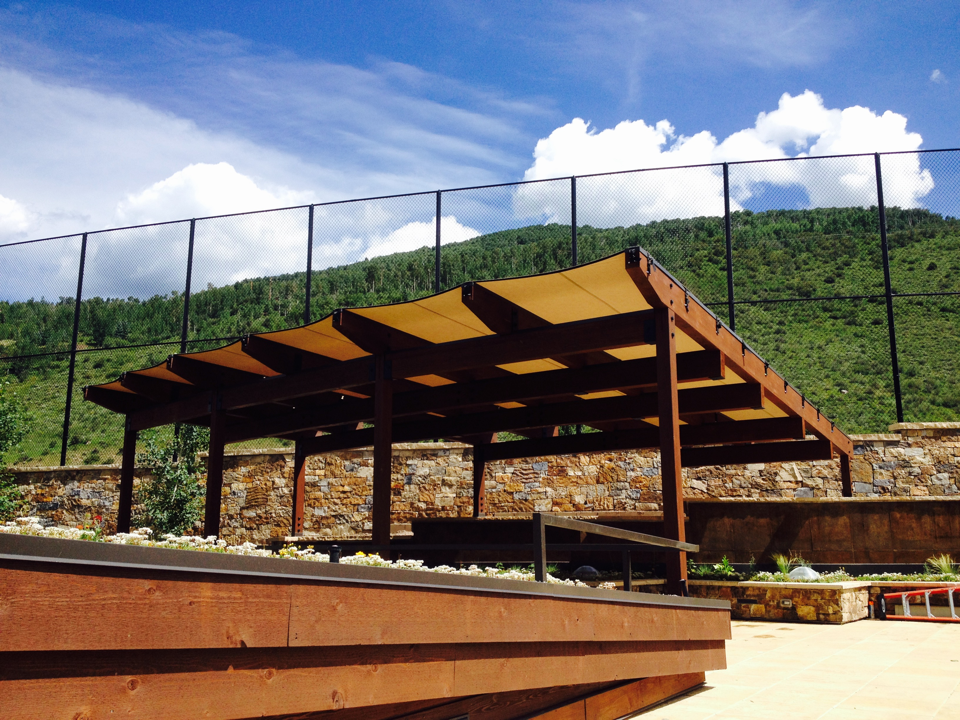 Click To Enlarge Image Betty Ford Vail Pergola ...