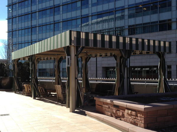 Solar Shades Retractable Awnings Patio Awnings - Denver CO